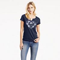 Levis.com deals on Levi's Split V Graphic Tee Shirt