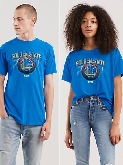 Levi's® NBA Short Sleeve Tee Shirt