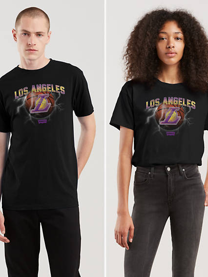Levi's® NBA Short Sleeve Tee Shirt