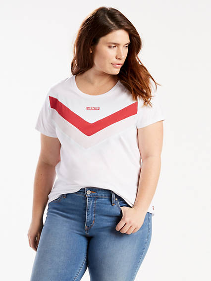 Florence Tee (Plus Size)