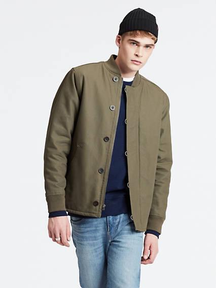 a93ef5cf5 Men's Coats & Jackets | Denim Jackets For Men | Levi's Uk