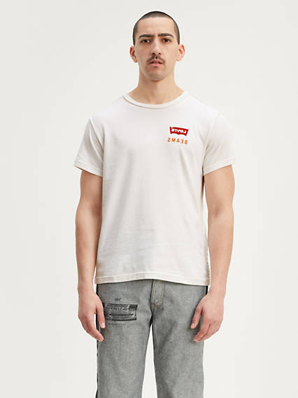Levi's® x Beams Inside Out Tee Shirt