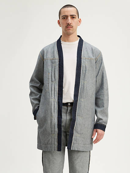 Levi's® x Beams Inside Out Kimono