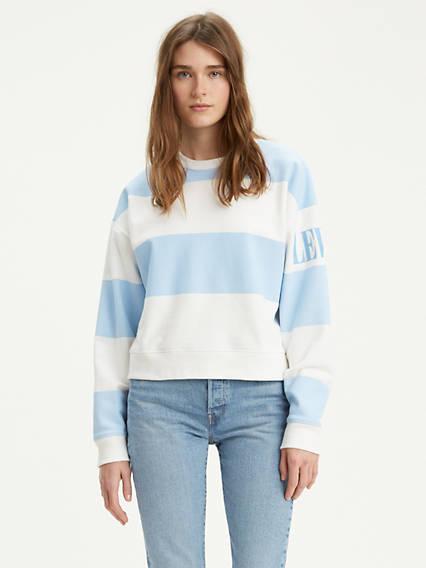 80'S Crew Sweatshirt