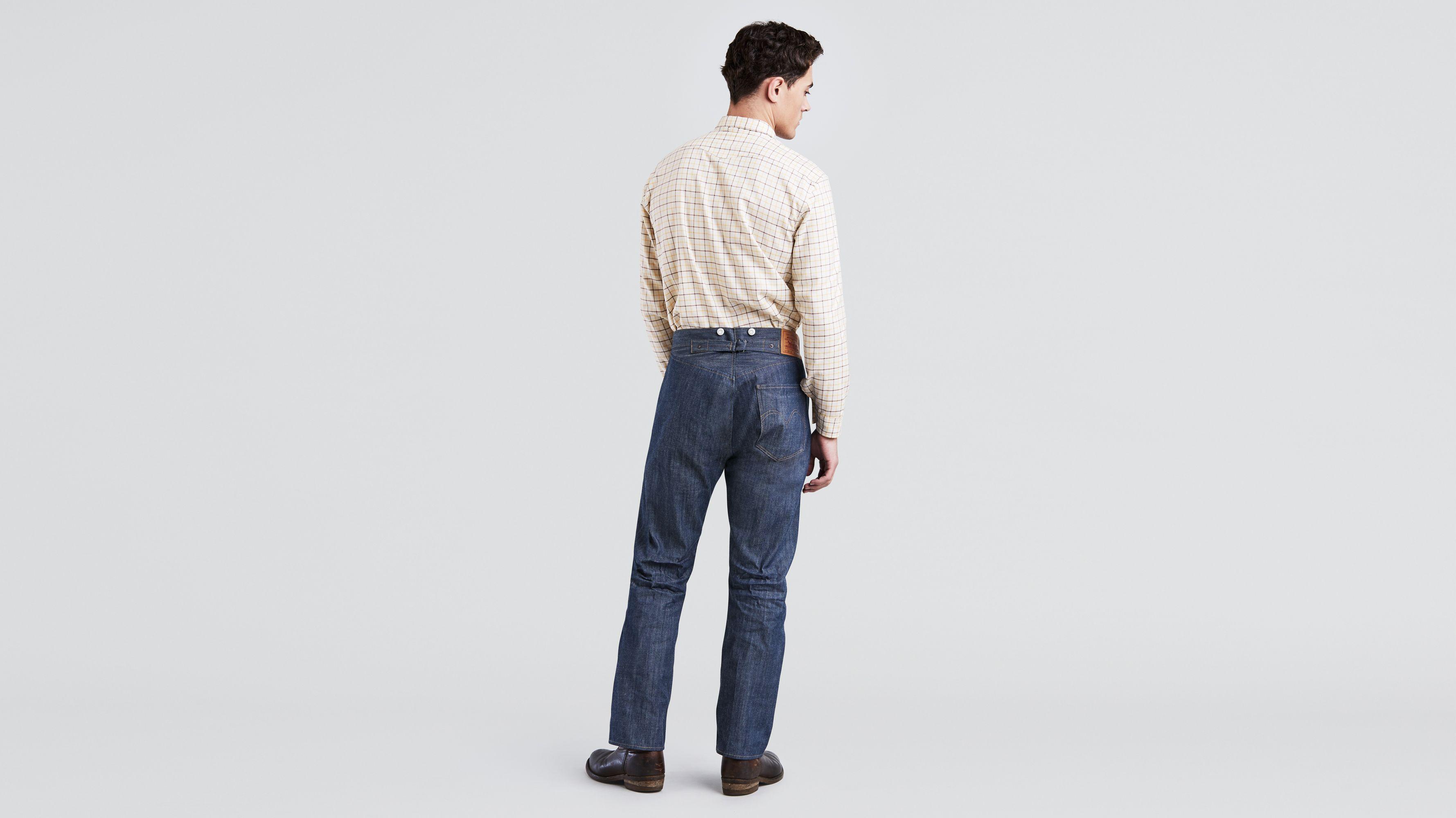 Levi's® Vintage Clothing 1890 Xx 501® Jeans Niebieski