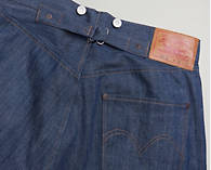Men's Vintage Pants, Trousers, Jeans, Overalls 1890 501® Jeans  AT vintagedancer.com