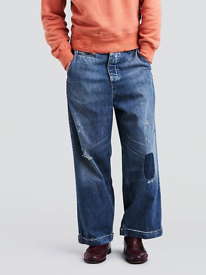 1920's Balloon Jeans