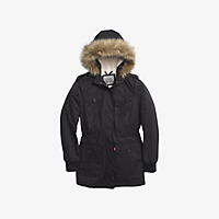 Levis Hooded Parka Coat