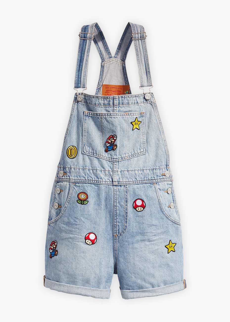 Levi's® x Super Mario Vintage Overall