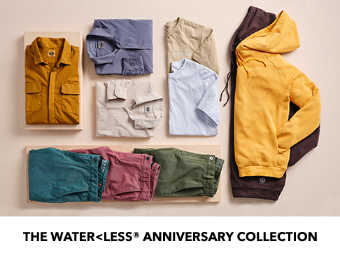WaterLess Anniversary Collection