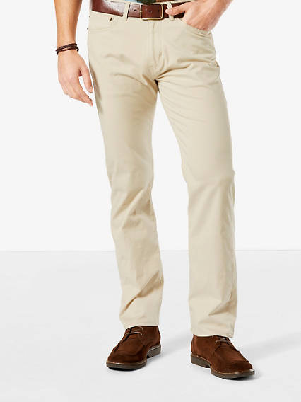 5-Pocket Straight New Lightweight