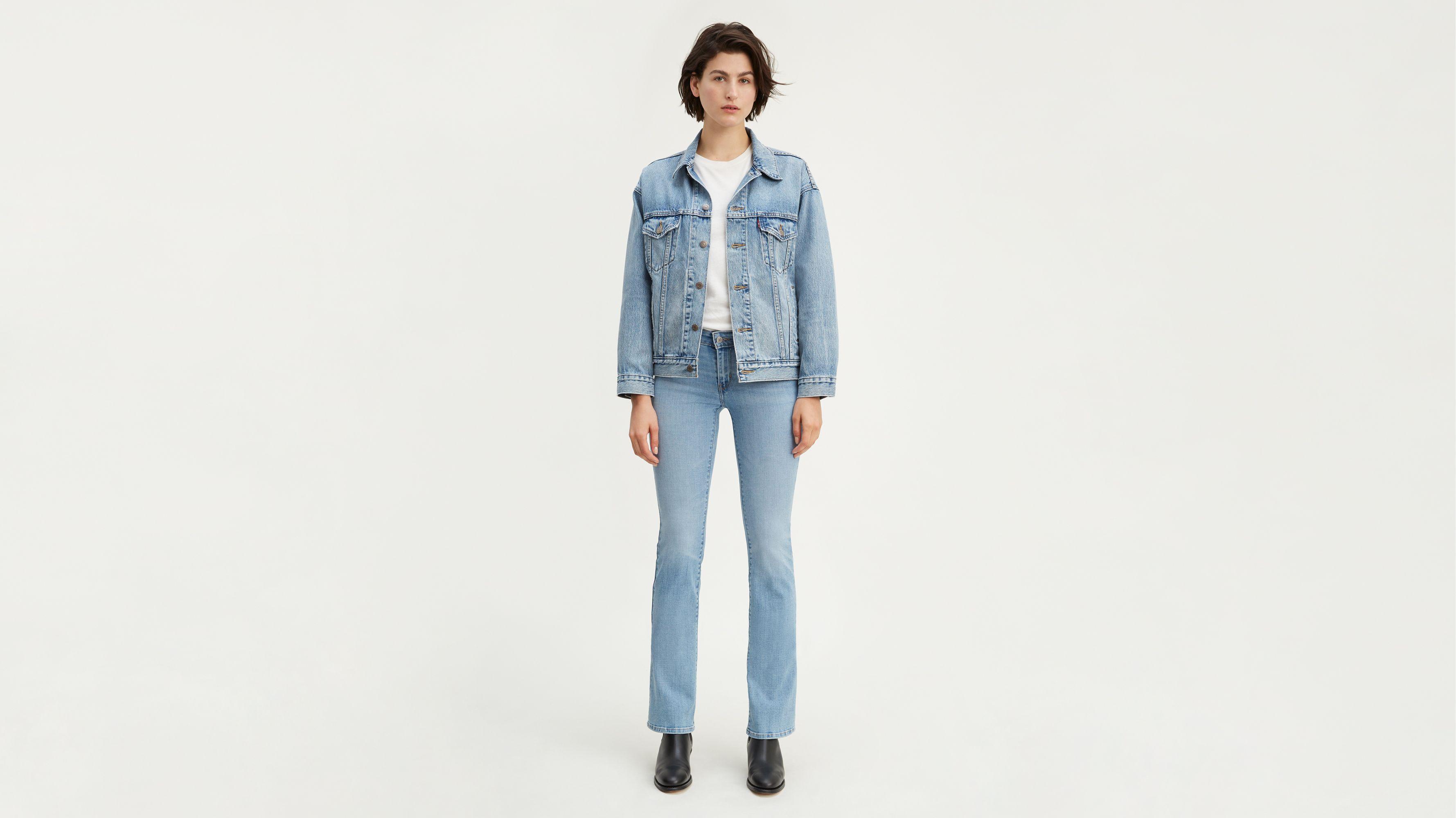 715 Boot Cut Women's Jeans