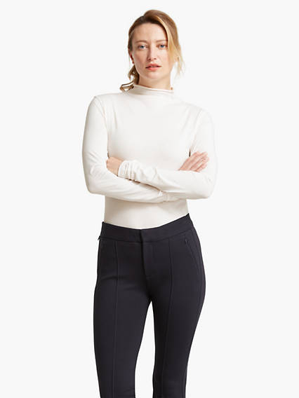 Women's Tissue Turtleneck