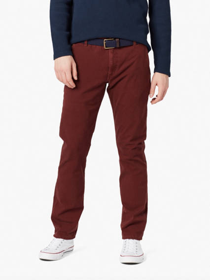 Smart 360 Flex Alpha Chino, Slim Fit