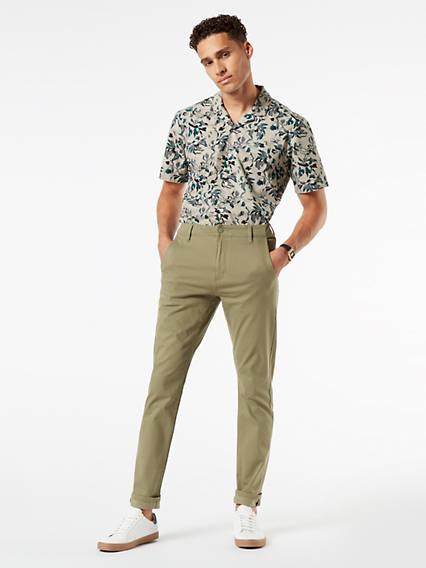 Alpha, Slim Fit - Lightweight Textured