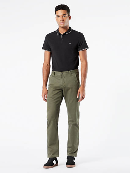 Alpha Original Chino, Slim Fit