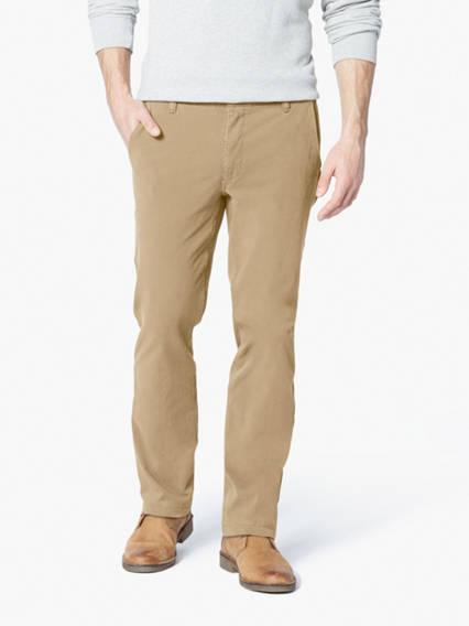 Men's Downtime Khaki Pants, Slim Fit
