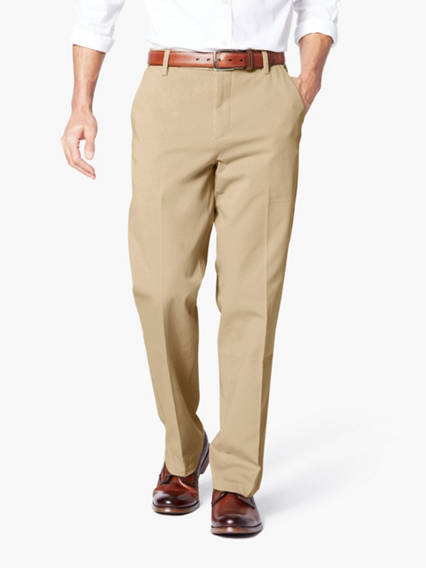 Men's Big & Tall Workday Khaki Pants