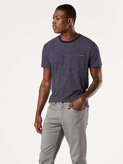 Men's Jean Cut Pants, Athletic Fit