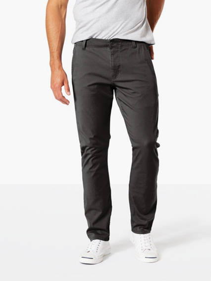 Pantalon kaki DockersMD Alpha avec Souplesse 360, coupe filiforme