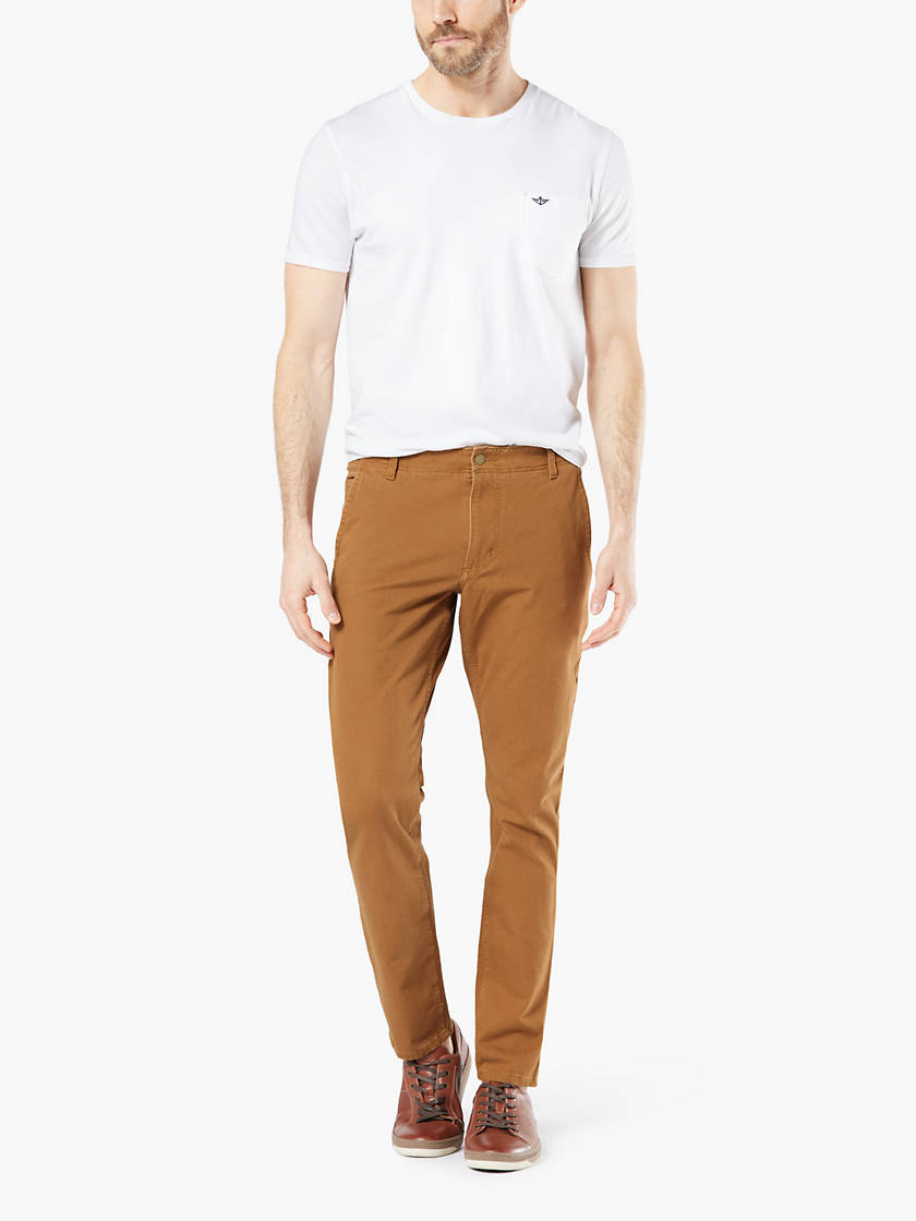 Dockers Skinny Fit Dockers Alpha Khaki Pants