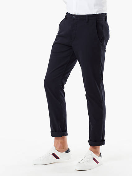 Dockers® Alpha Khaki Pants with Supreme Flex™, Tapered Fit