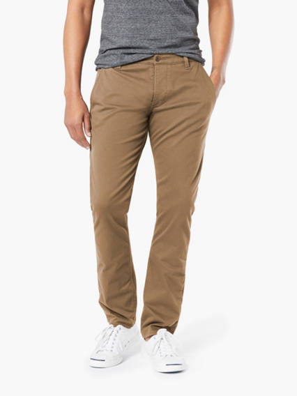 Supreme Flex Alpha Chino, Skinny Fit
