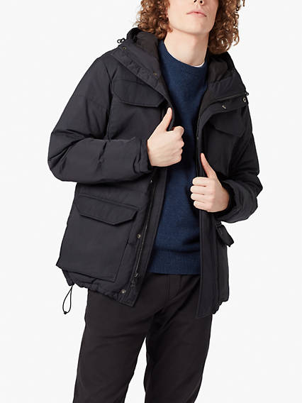 Men's Responsible Down Parka