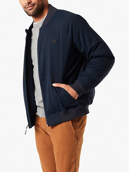 Bomber Jacket With Smart 360 Flex™