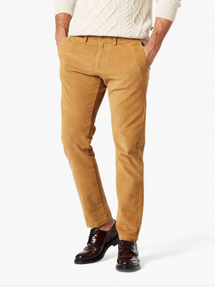 Smart 360 Flex Versatile Chino, Slim Fit- Corduroy