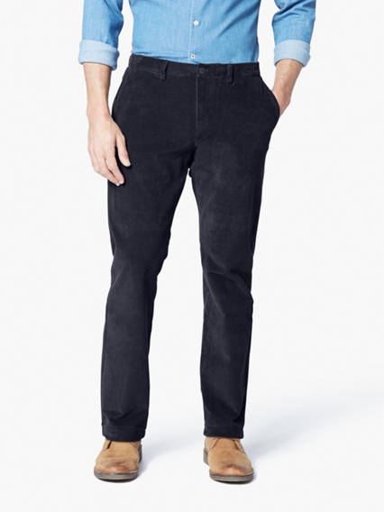 Dockers® Alpha Corduroy Chino Pants With Smart 360 Flex™, Slim Fit