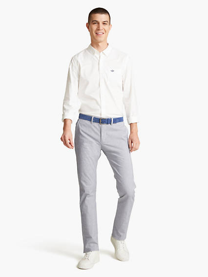 Dockers? Alpha Men's Chino Pants, Slim Fit
