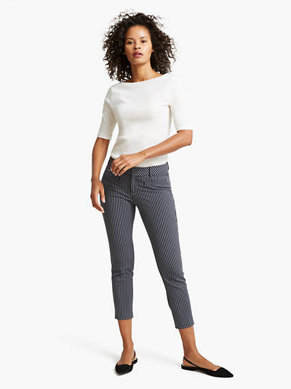 Women's Slim Ankle Pants