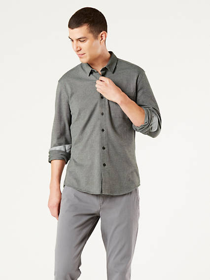 Men's Smart 360 Flex? Button-Up Shirt, Slim Fit