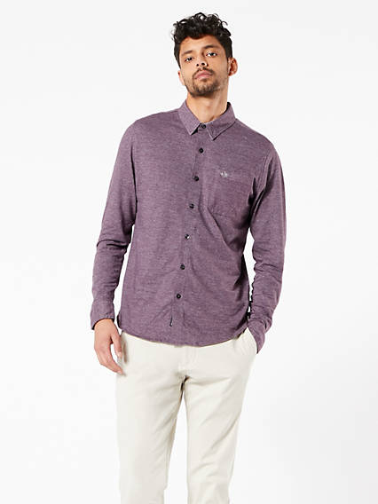 Alpha 360 Button Up