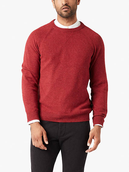 Whistlepatch Crew Sweater