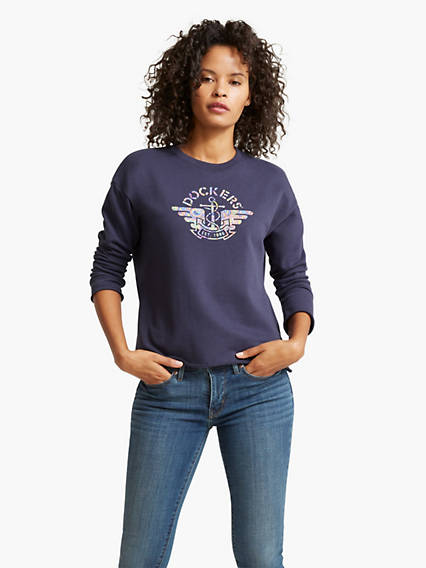 Women's Crewneck Logo Sweatshirt