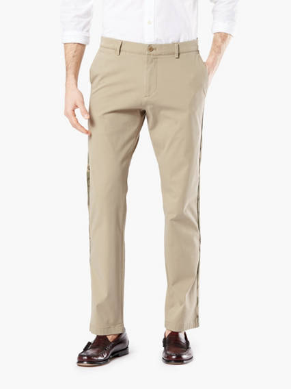 Smart 360 Flex Versatile Chino, Slim Fit- Side Stripe