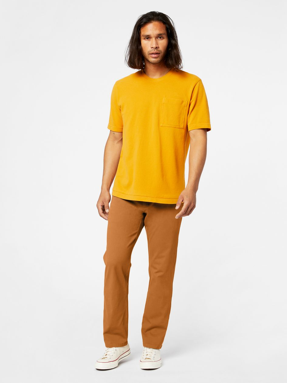 Ultimate Chinos, Straight Fit - Brown 844670001   Dockers® US