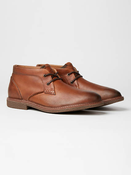 Grove Leather Desert Boot