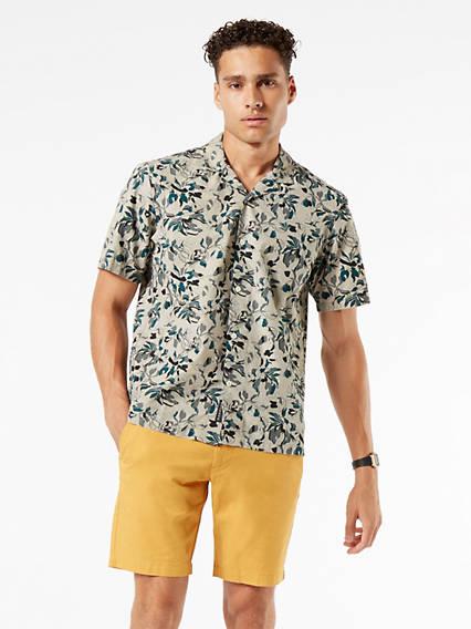 Short Sleeve Island Shirt