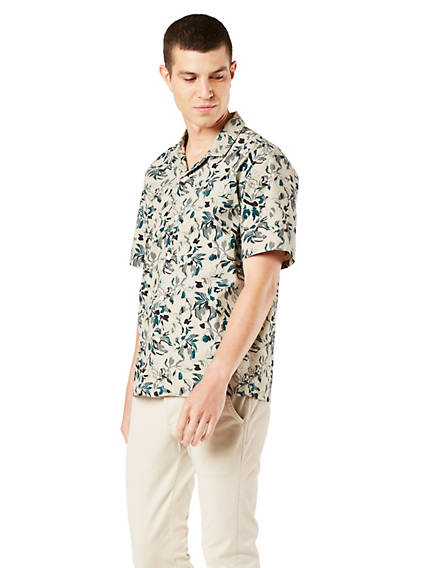 Men's Island Button-Up Shirt