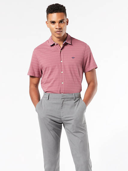Men's Ultimate Button-Up Shirt, Modern Fit