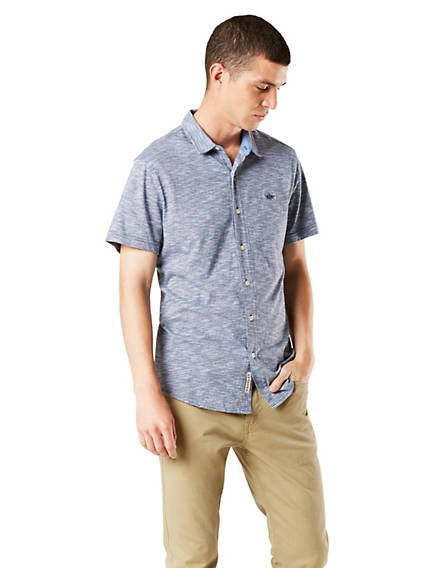 Men's Ultimate Button-Up Shirt