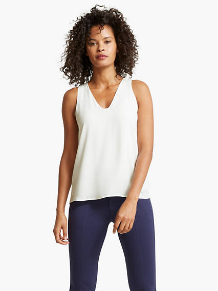 Women's Back Detail Tank Top