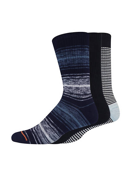 Men's Ultimate Lightweight Cushion Socks