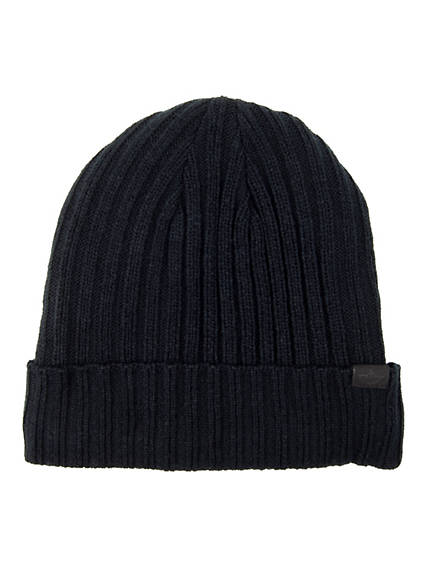 Men's Sherpa Lined Knit Beanie