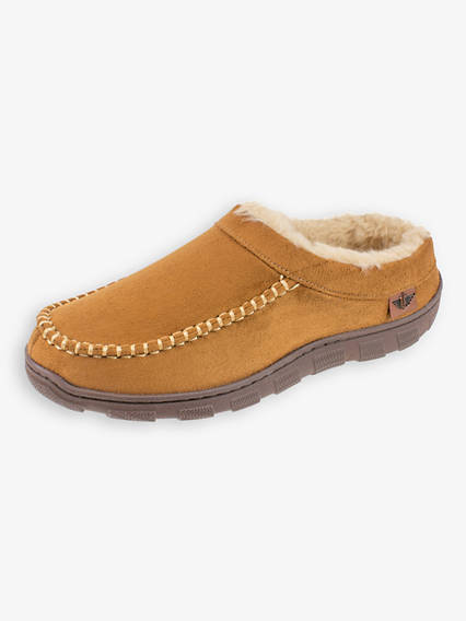 Men's Rugged Slip On Slippers