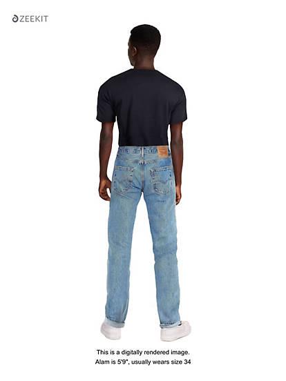 501 Original Fit Men S Jeans Light Wash Levi S Us