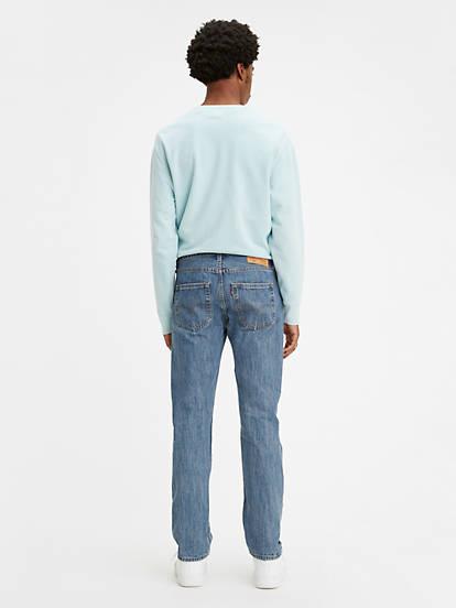 501 Original Fit Men S Jeans Medium Wash Levi S Us